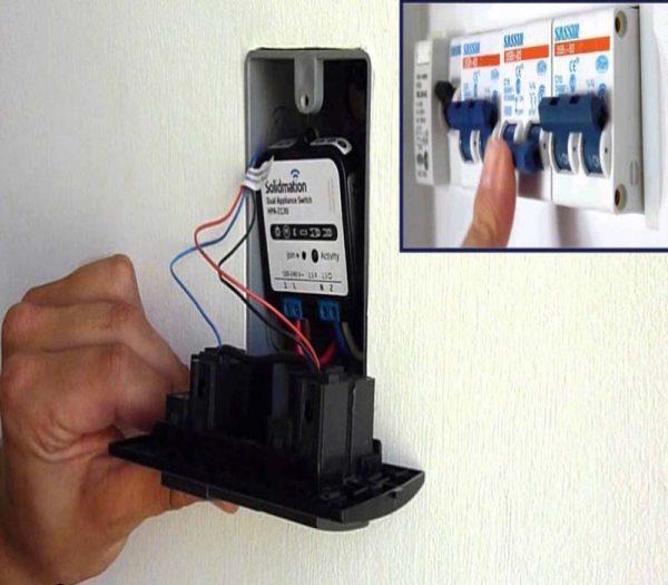 Instalaciones electricas 24 horas